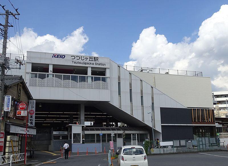 南口側の駅