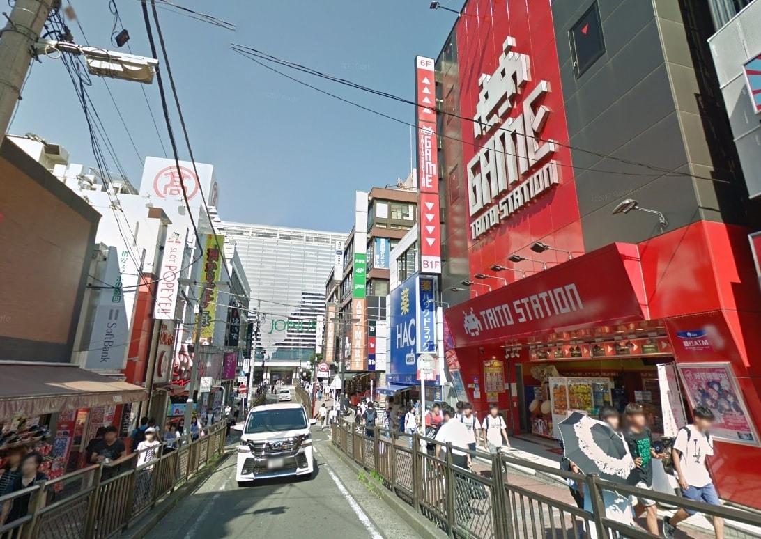 横浜のメインストリート