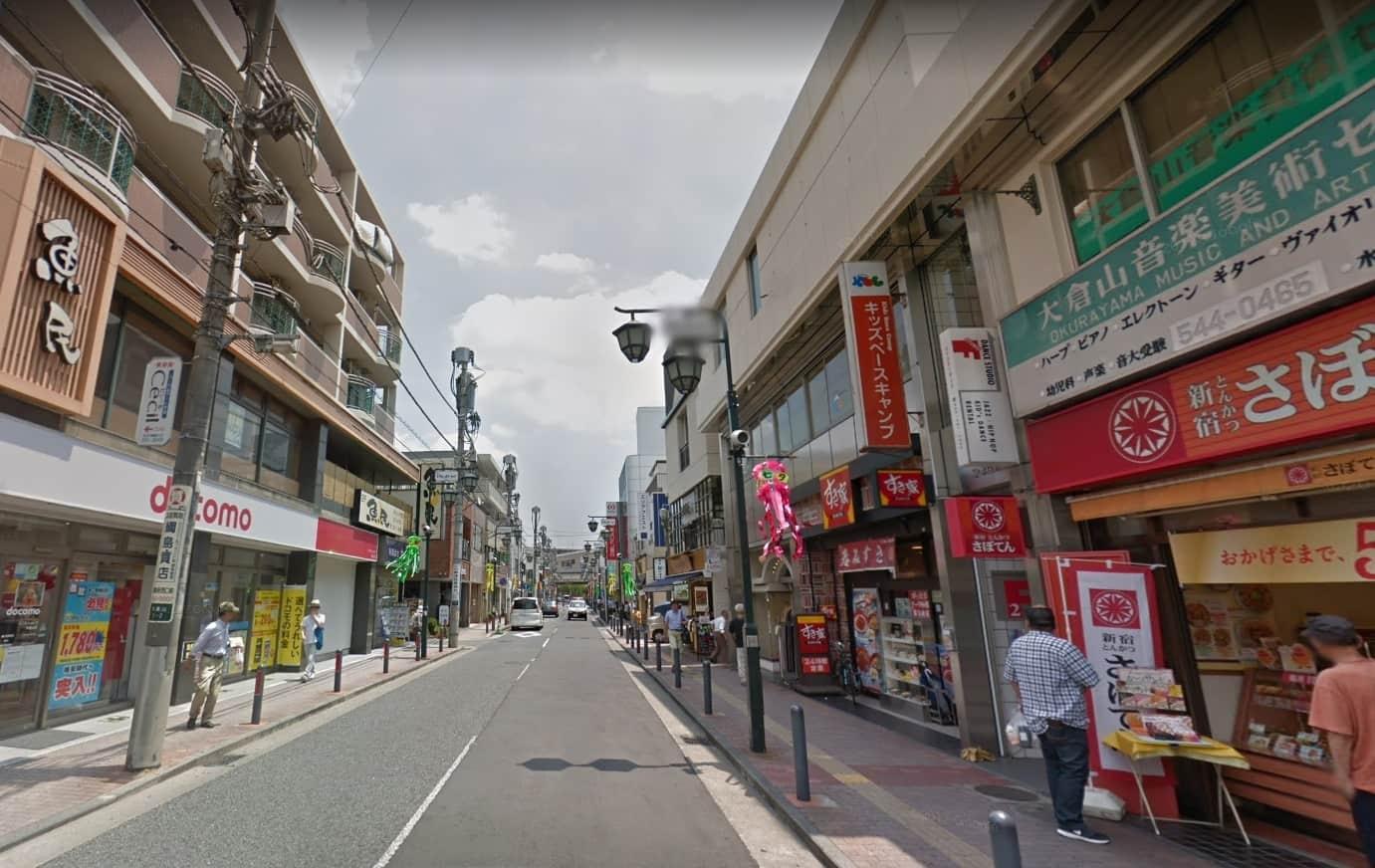 大倉山のリーズナブルな飲食店