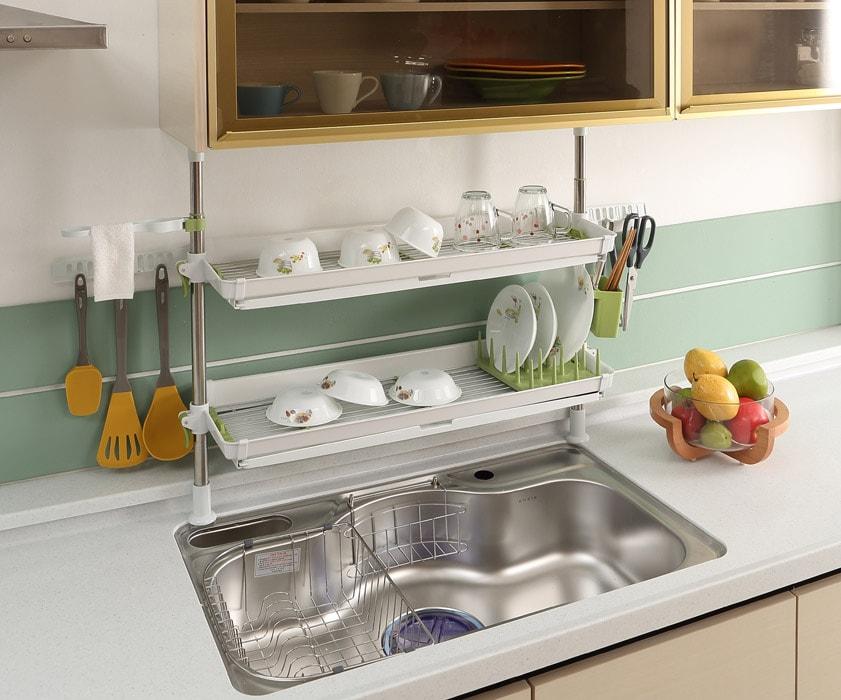 綺麗なキッチンの写真