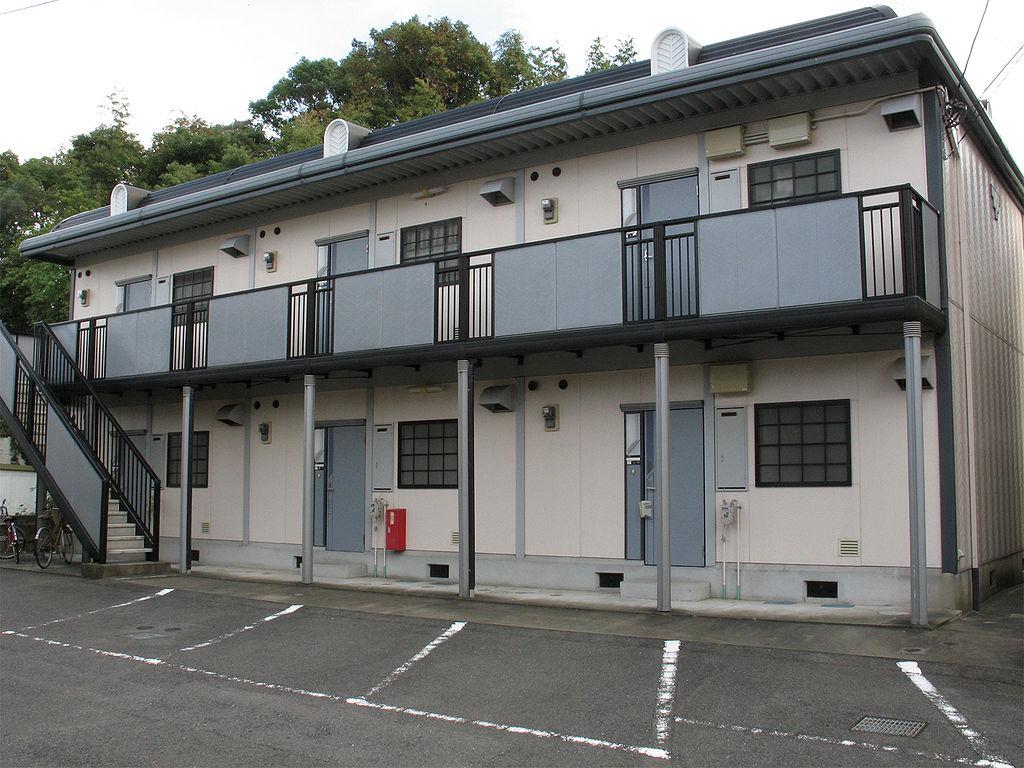 一般的にアパートと呼ばれる物件