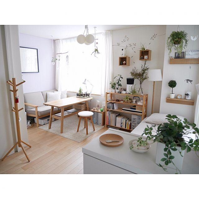北欧家具×グリーン