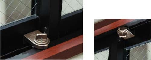 窓の補助鍵