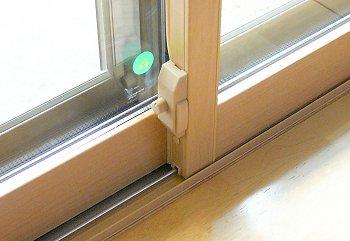窓の2重ロック