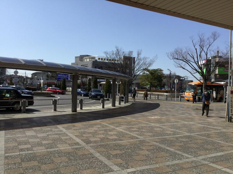 戸田公園駅の街並み