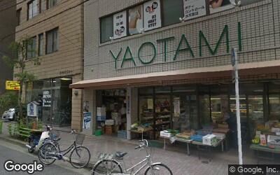 個人営業の商店