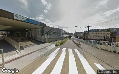 百合ヶ丘駅北口の風景