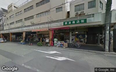 錦通商店街