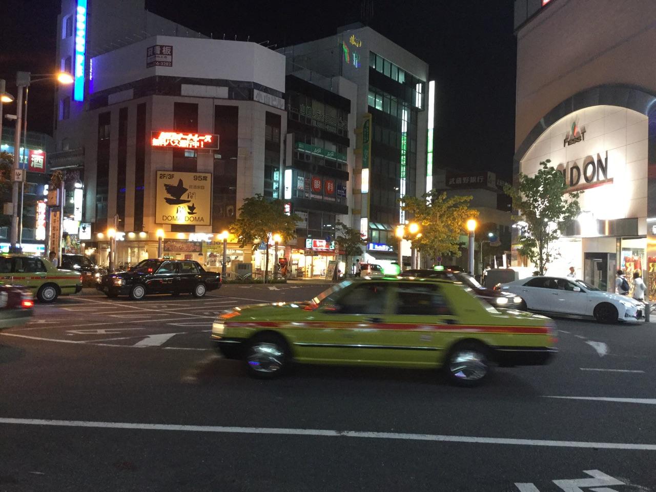 西川口駅東口側