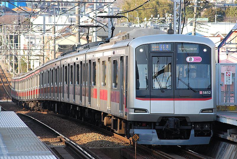 東急東横線の電車