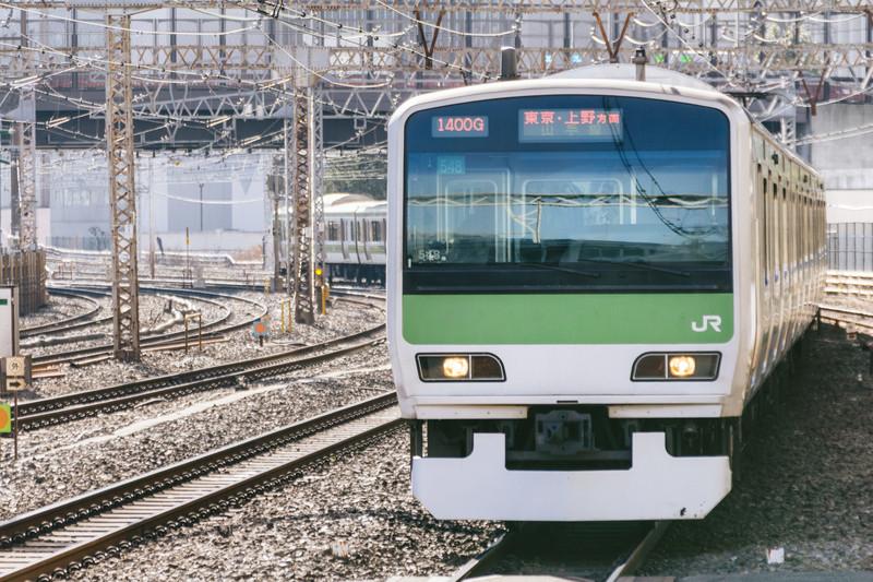 山手線の電車
