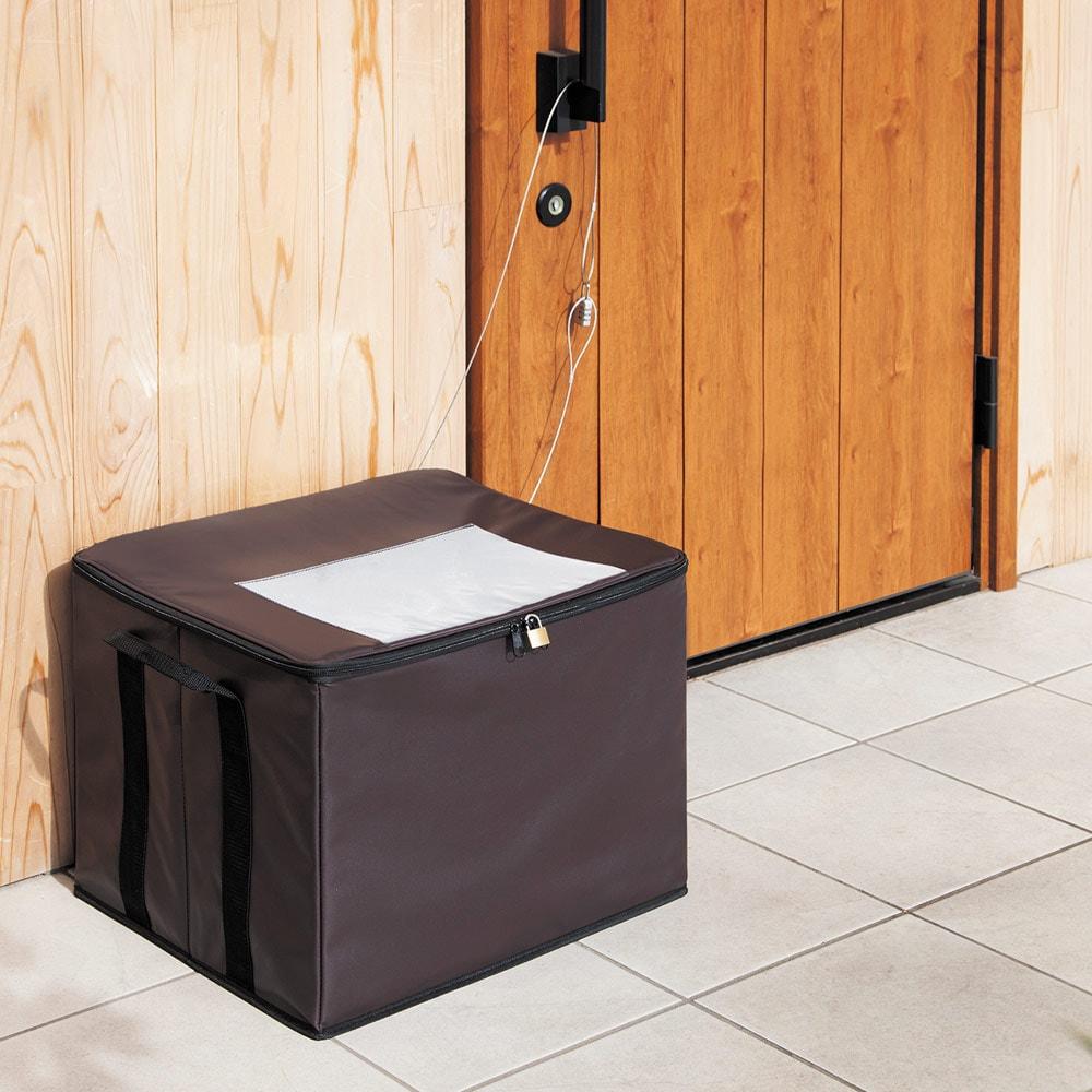 市販の宅配ボックス