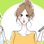 一人暮らしの食費に関するイラスト