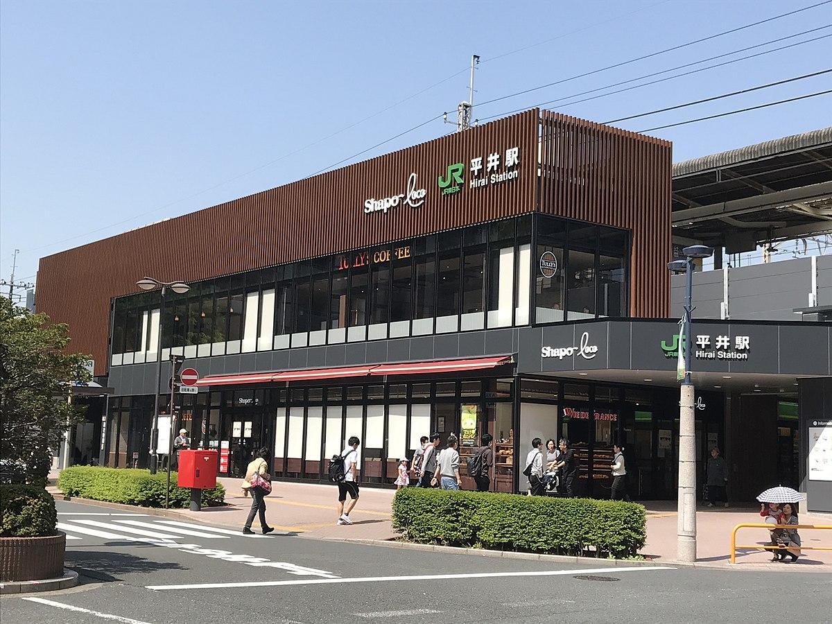 JR平井駅