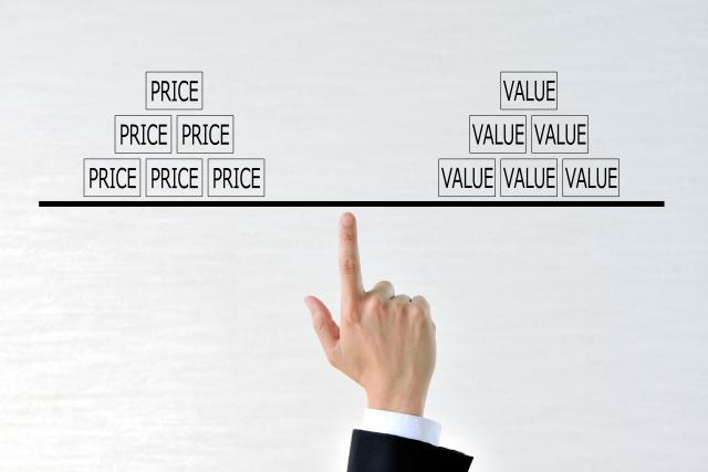 値段と価値