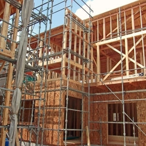 木造物件の建物構造