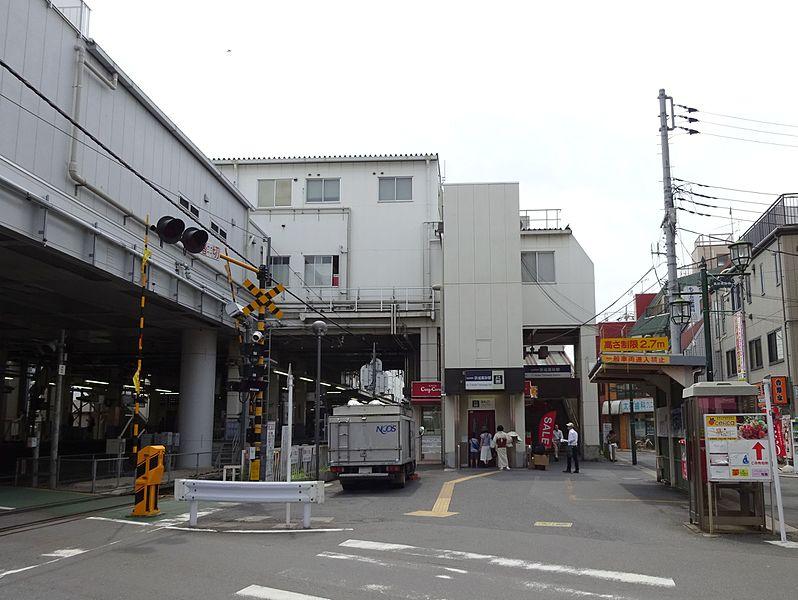京成高砂駅の外観
