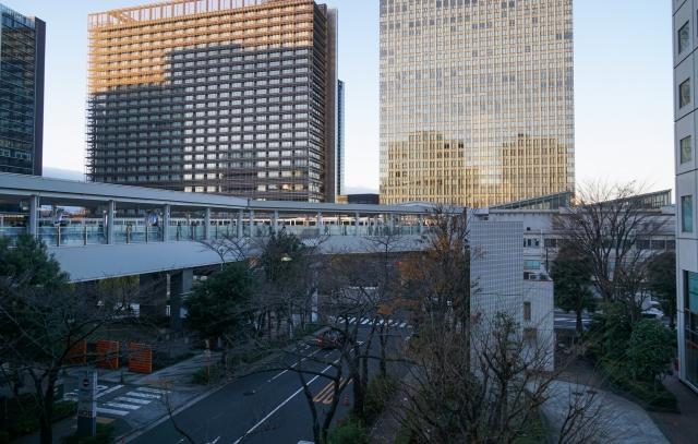 大崎駅付近