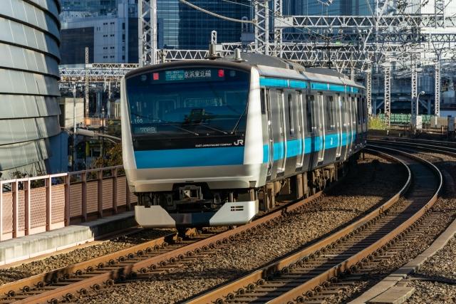 京浜東北線の混雑具合は?通勤がラクな始発駅・途中始発駅はどこ?