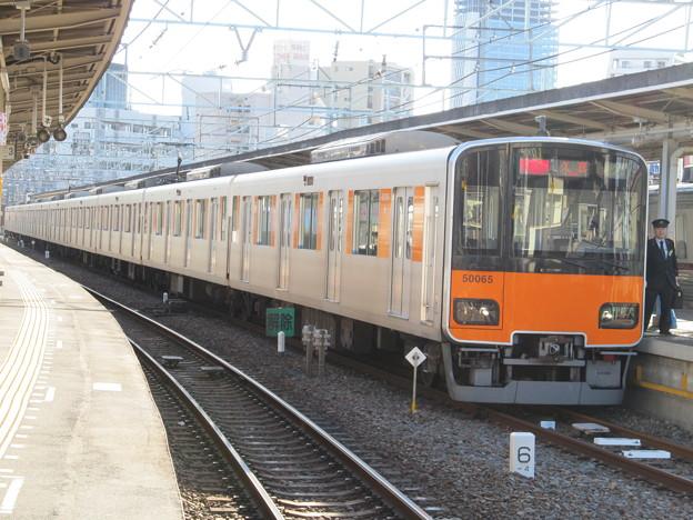 伊勢崎線の車両