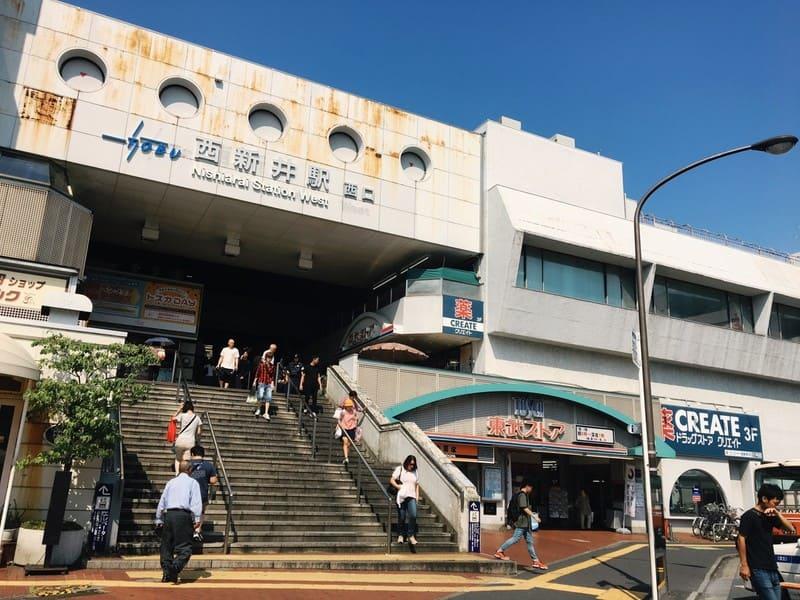 東武ストア 西新井店