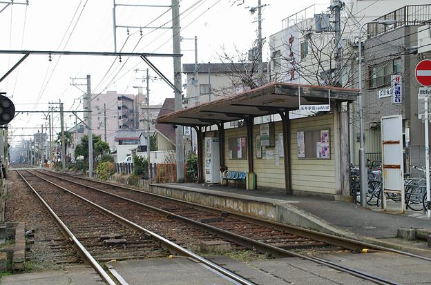 :聖天坂駅の写真