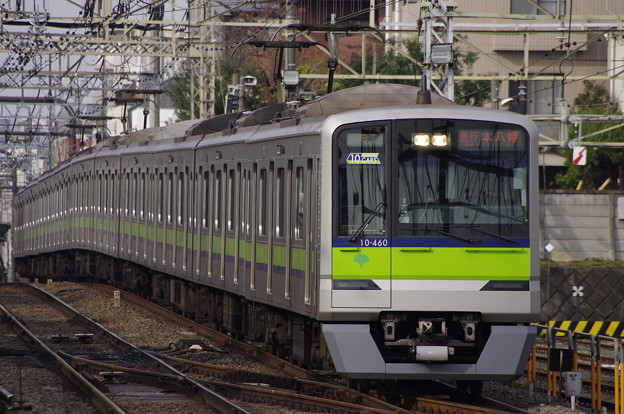 都営新宿の車両
