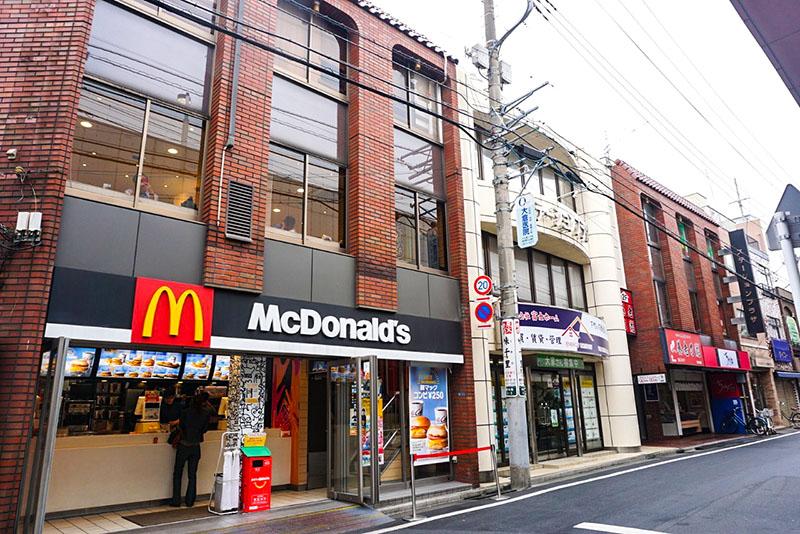 東向島駅前の飲食