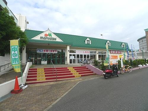 駅周辺の買物施設