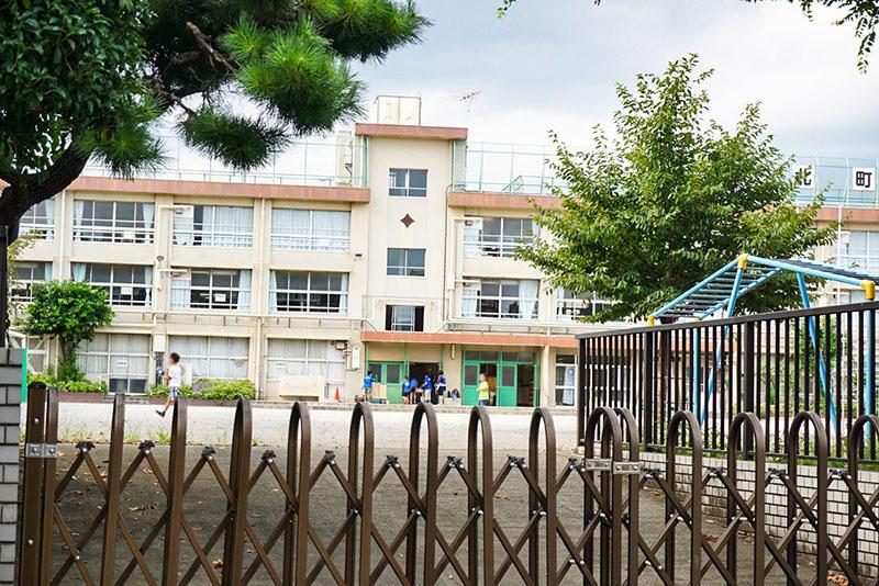 練馬区立北町西小学校