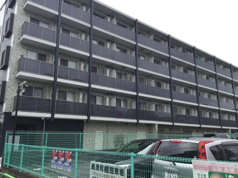氷川台駅周辺の住宅街4