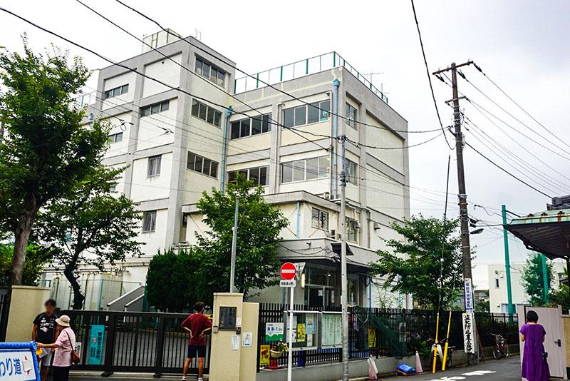 墨田区立曳舟小学校