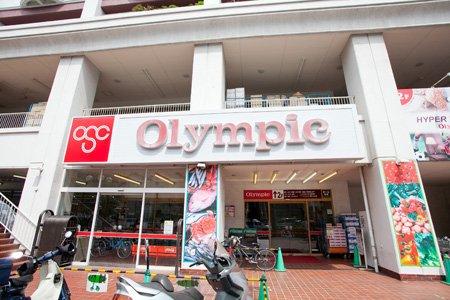 オリンピック長原店