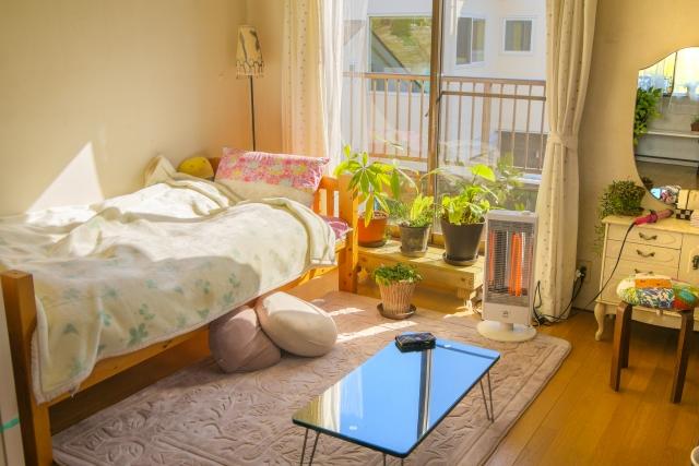 一人暮らしナチュラルなテイストのお部屋