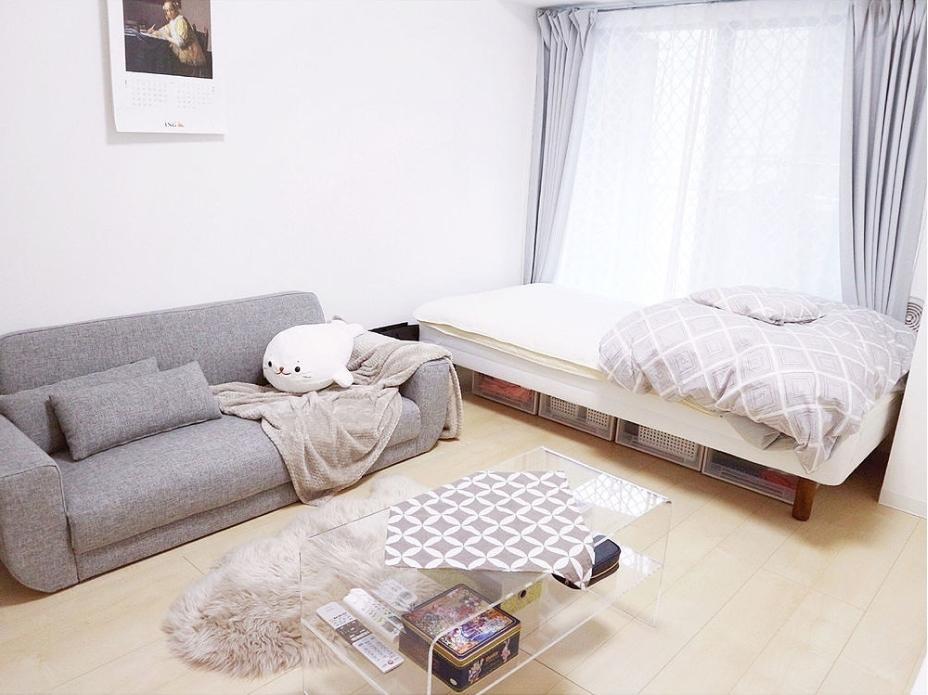 居室が5畳のお部屋