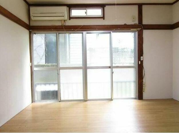 松林コーポ・2号棟の内装写真