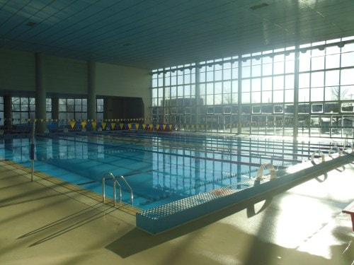 奥戸総合スポーツセンター温水プール館