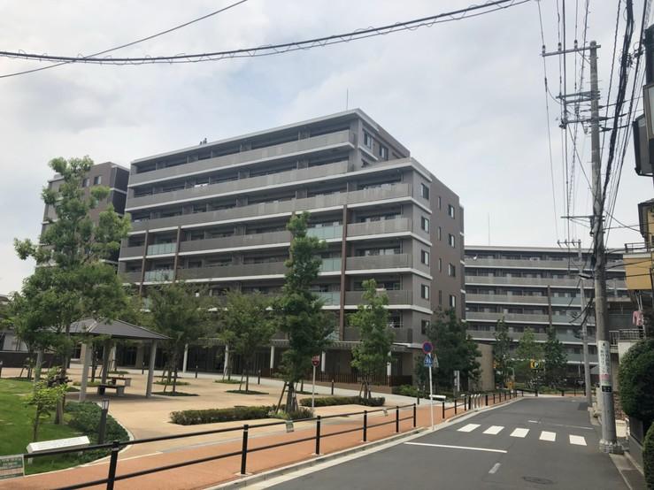 小竹向原駅周辺のマンション