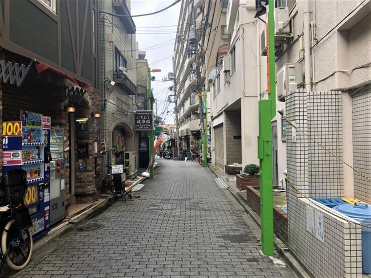 ニコニコロード商店街