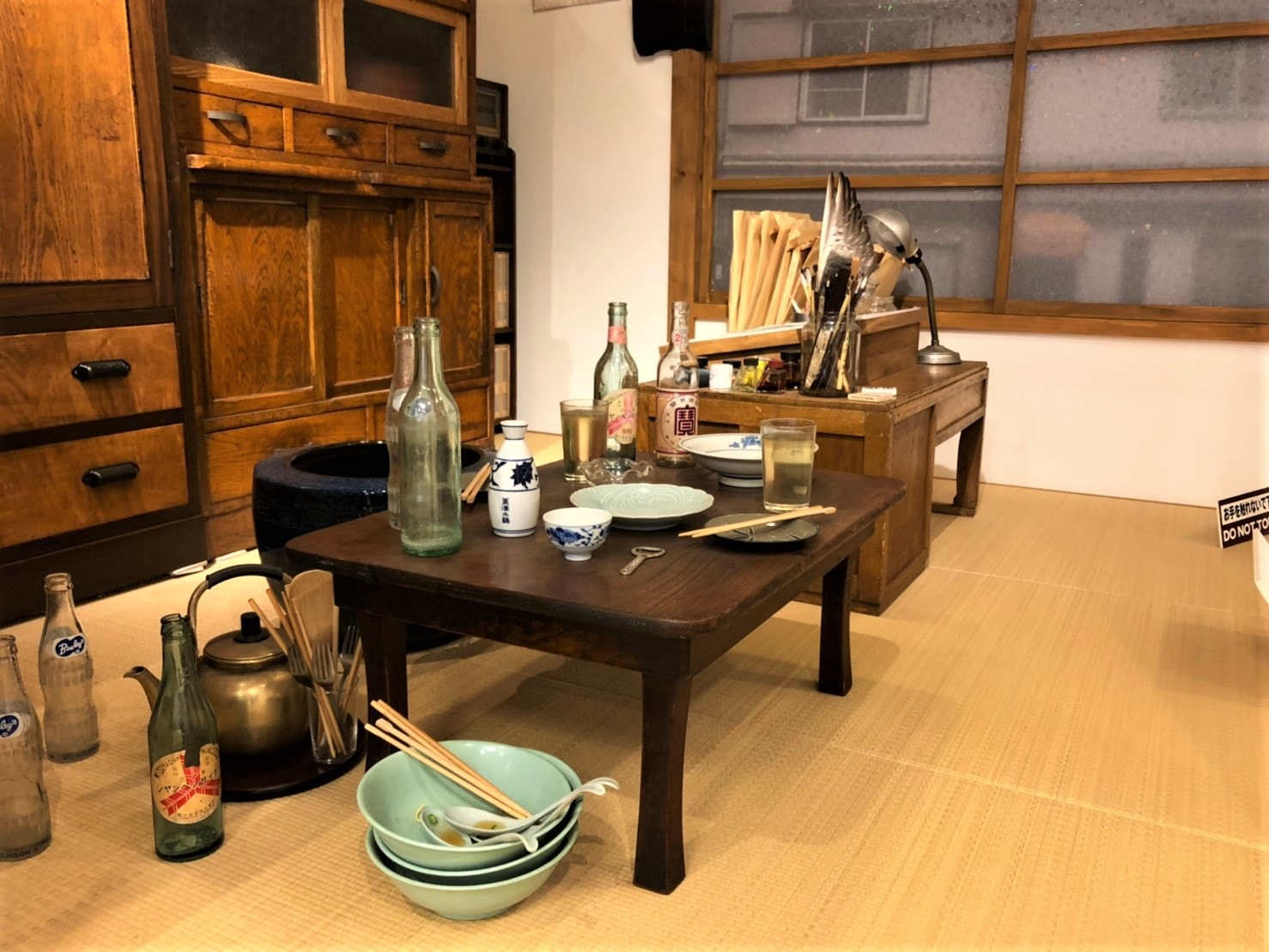 トキワ荘の室内の復元