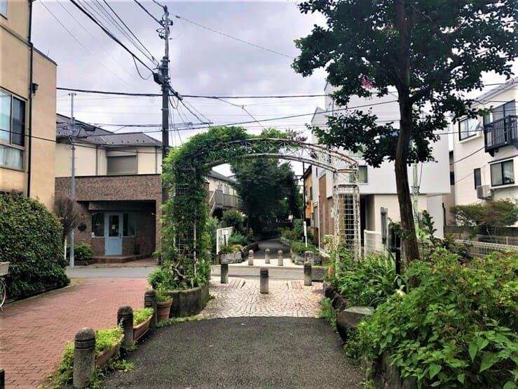 桃園川緑道5