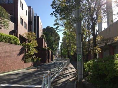 代々木上原駅周辺の風景