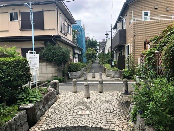 桃園川緑道4