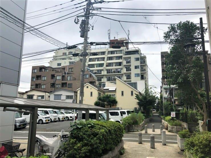 桃園川緑道6