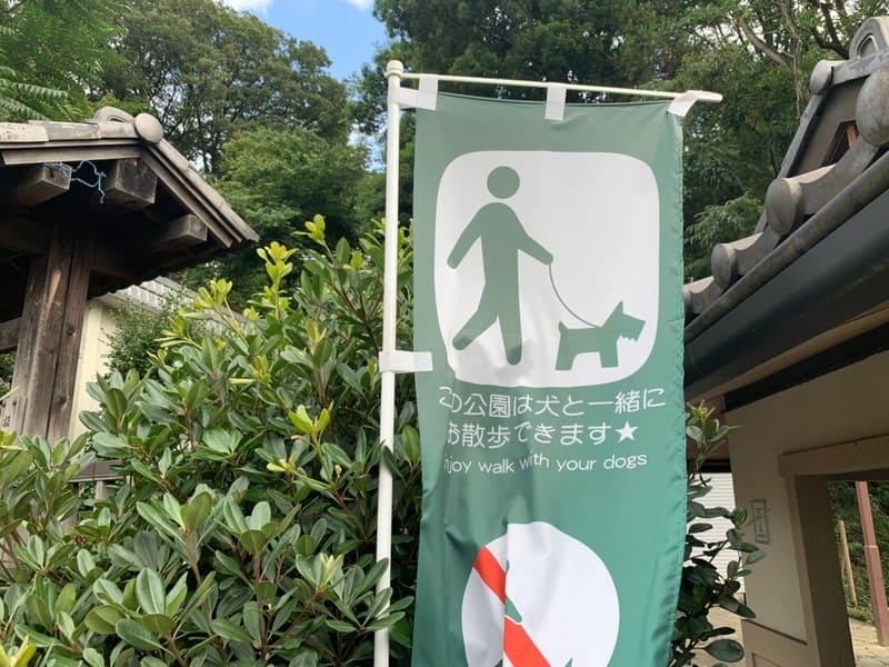 志村城山公園ののぼり