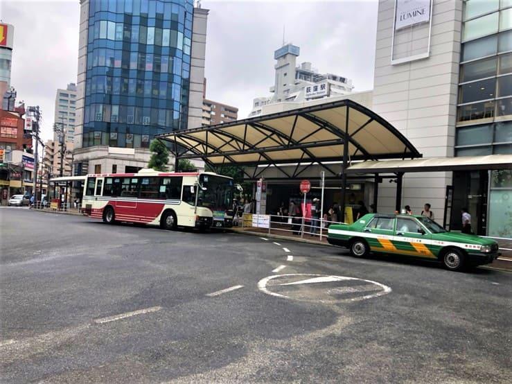荻窪駅北口 ロータリー