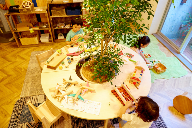おもちゃと雑貨のお店 little tree