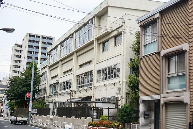 江東区立八名川小学校