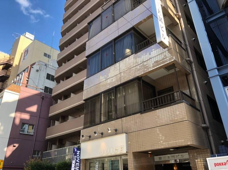 御茶ノ水駅南側のマンション