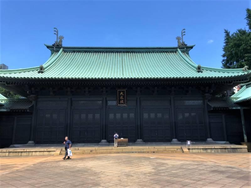 湯島聖堂の大成殿